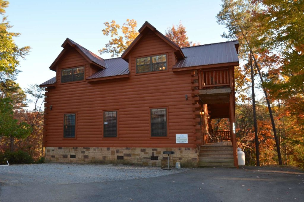Photo of a Gatlinburg Cabin named Paws And Unwind - This is the twenty-second photo in the set.