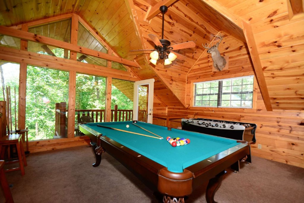 Photo of a Gatlinburg Cabin named Paws And Unwind - This is the twentieth photo in the set.