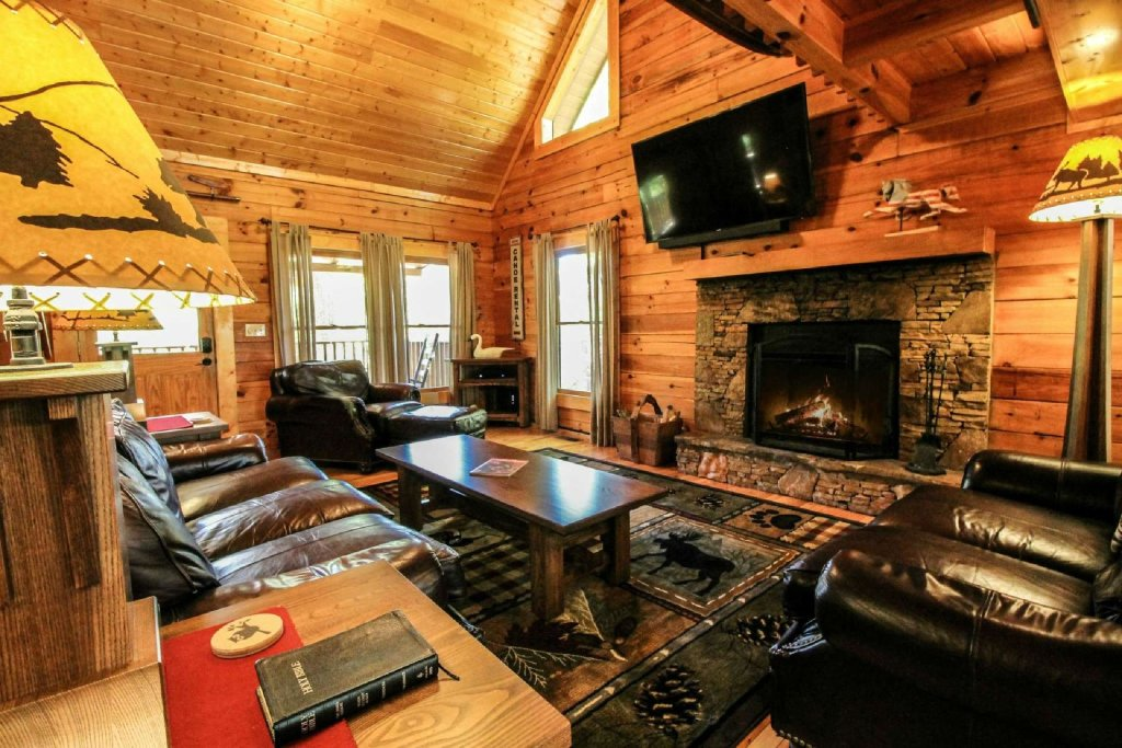 Photo of a Pigeon Forge Cabin named Mountain Splendor - This is the sixth photo in the set.