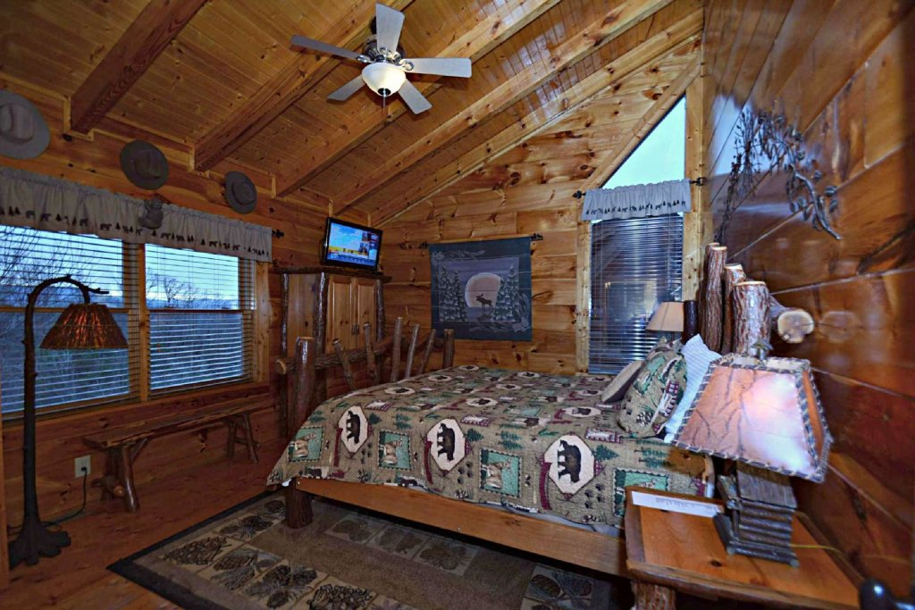 Photo of a Gatlinburg Cabin named Zip-a-dee-doo - This is the nineteenth photo in the set.