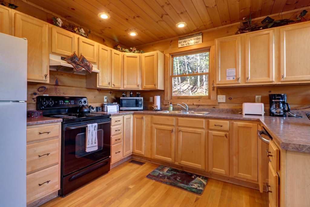 Photo of a Sevierville Cabin named Southern Comfort - This is the third photo in the set.
