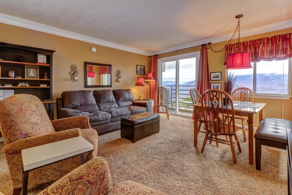 Photo of a Gatlinburg Cabin named Summit View Condo - This is the fourth photo in the set.