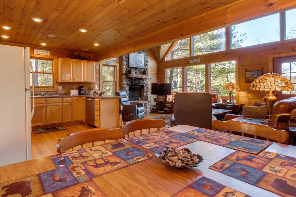 Photo of a Sevierville Cabin named Southern Comfort - This is the second photo in the set.