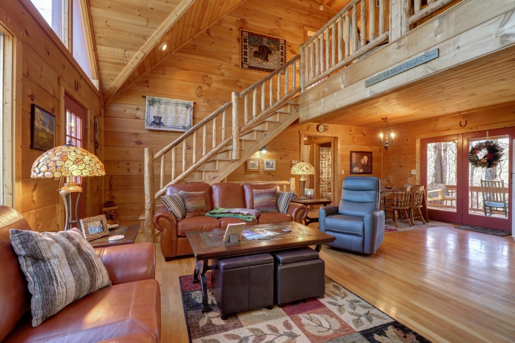 Photo of a Sevierville Cabin named Southern Comfort - This is the thirty-second photo in the set.