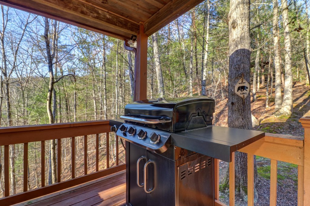 Photo of a Sevierville Cabin named Southern Comfort - This is the sixth photo in the set.