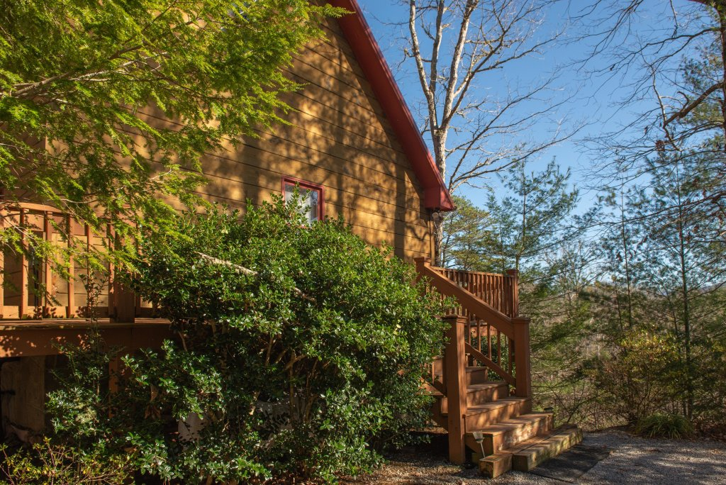 Photo of a Sevierville Cabin named Southern Comfort - This is the thirtieth photo in the set.