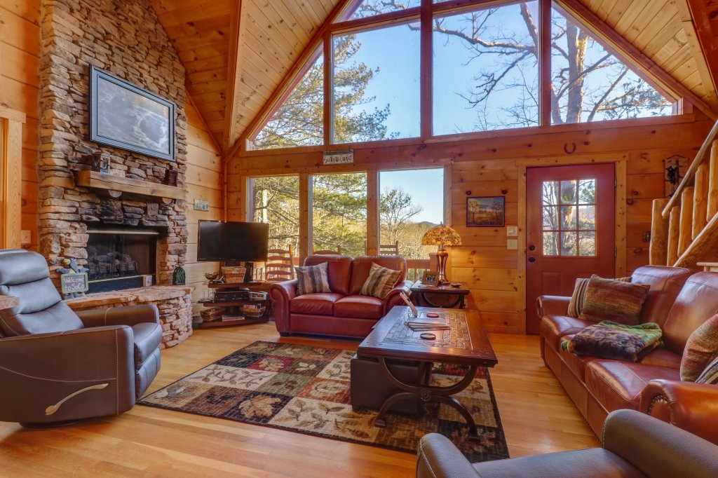 Photo of a Sevierville Cabin named Southern Comfort - This is the seventh photo in the set.