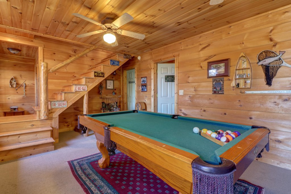 Photo of a Sevierville Cabin named Southern Comfort - This is the fifth photo in the set.