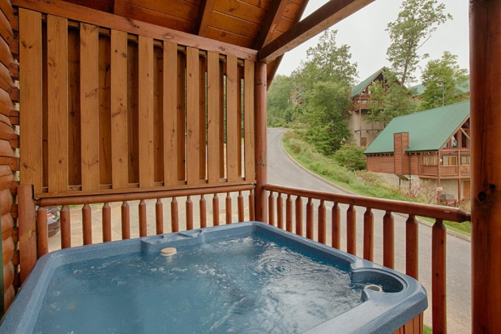 Photo of a Pigeon Forge Cabin named Victoria's Other Secret - This is the first photo in the set.