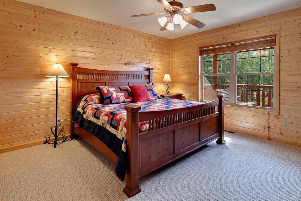 Photo of a Pigeon Forge Cabin named Cajun Cabin - This is the first photo in the set.