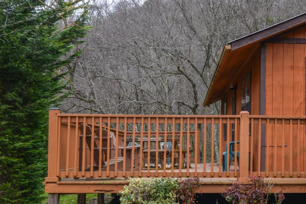 Photo of a Gatlinburg Cabin named Lazy Creek Retreat - This is the tenth photo in the set.