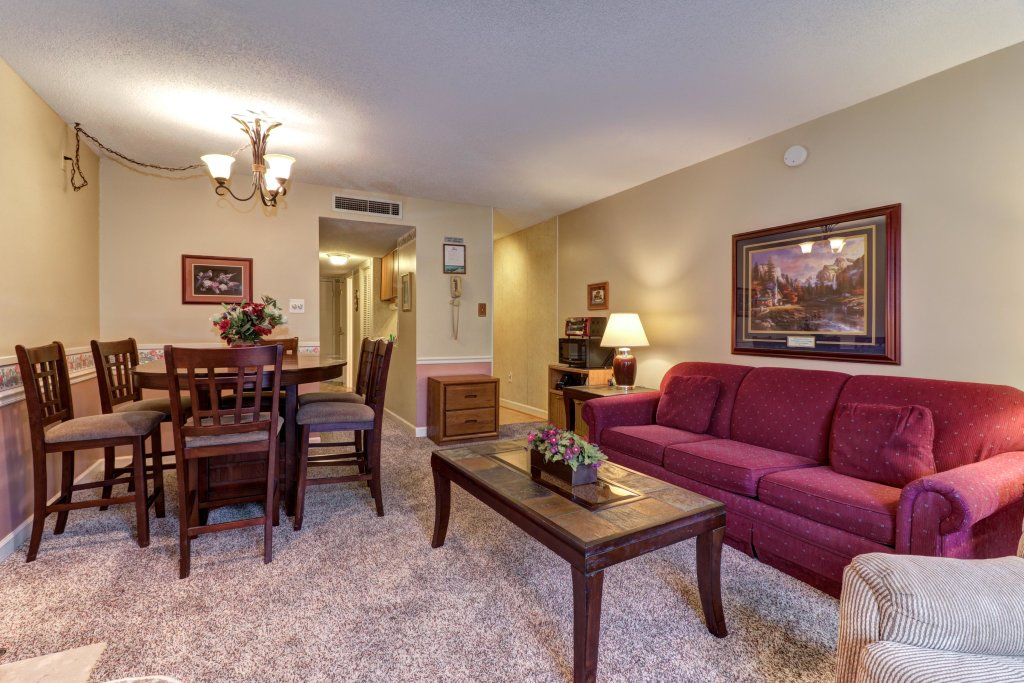 Photo of a Gatlinburg Cabin named Summit Woods Condo - This is the third photo in the set.
