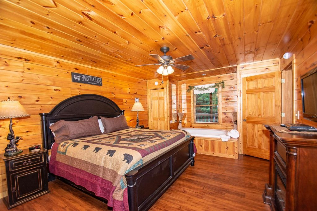 Photo of a Gatlinburg Cabin named Too Cozy - This is the tenth photo in the set.