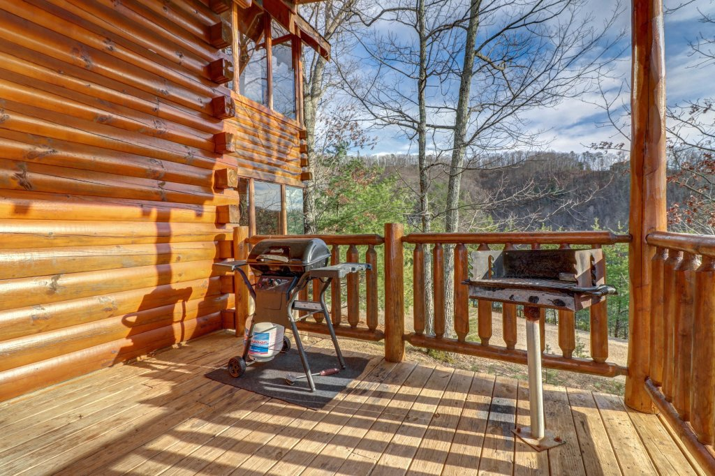 Photo of a Pigeon Forge Cabin named Kodiak #45 - This is the third photo in the set.