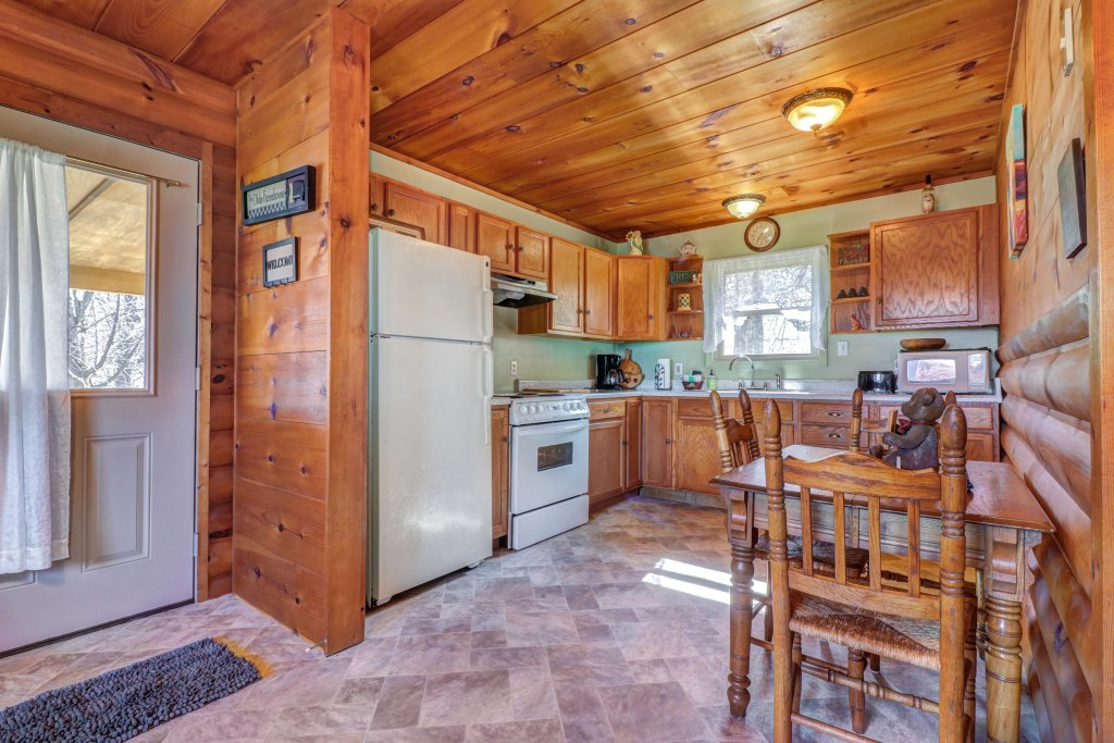 Photo of a Sevierville Cabin named Country Cabin - This is the twenty-third photo in the set.