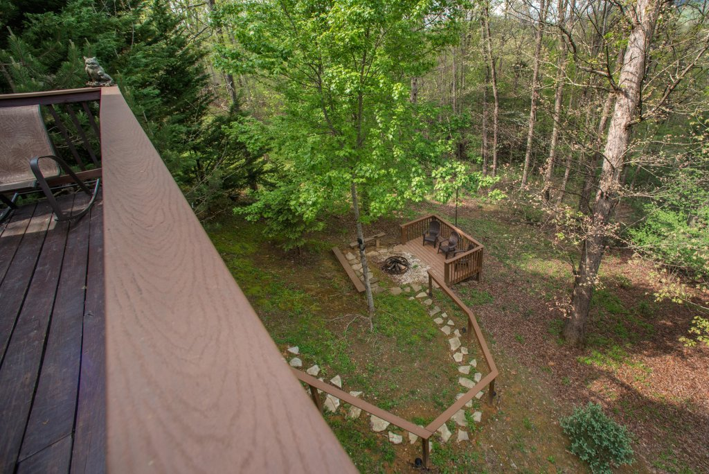 Photo of a Sevierville Cabin named Heavenly Daze Cabin - This is the twenty-seventh photo in the set.