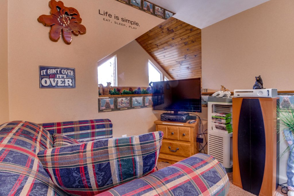 Photo of a Sevierville Cabin named Heavenly Daze Cabin - This is the eighteenth photo in the set.