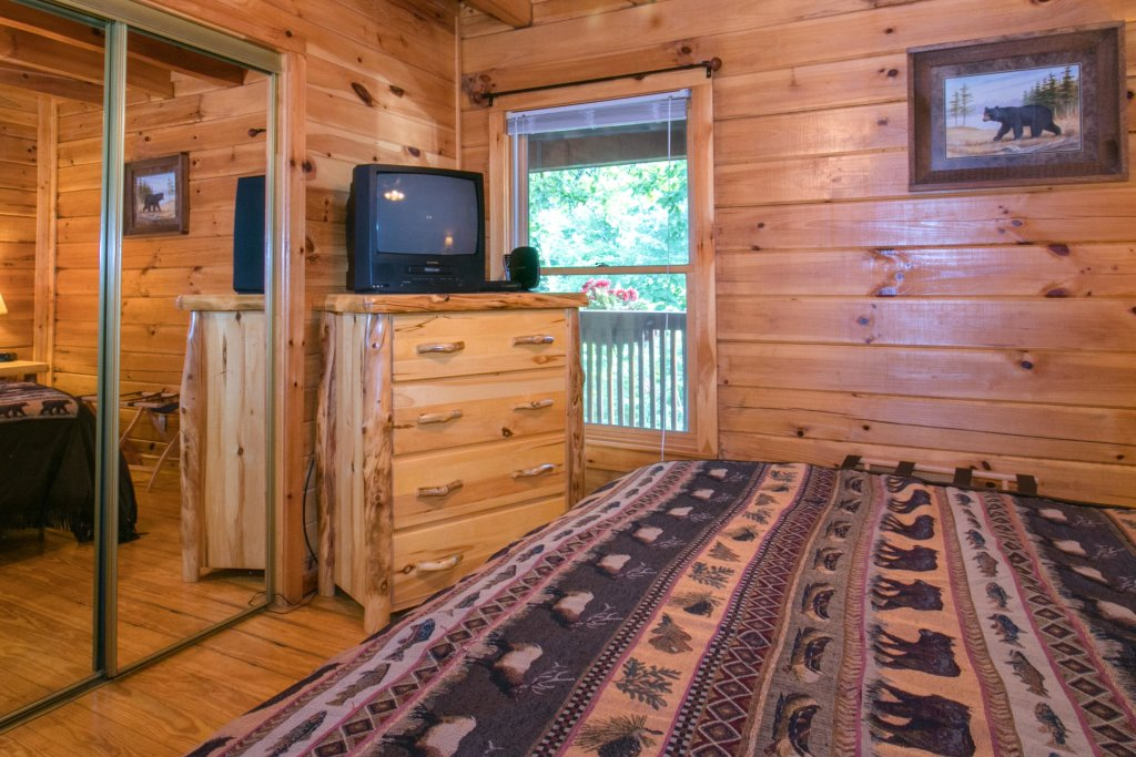 Photo of a Pigeon Forge Cabin named Rendez-view Cabin - This is the twentieth photo in the set.