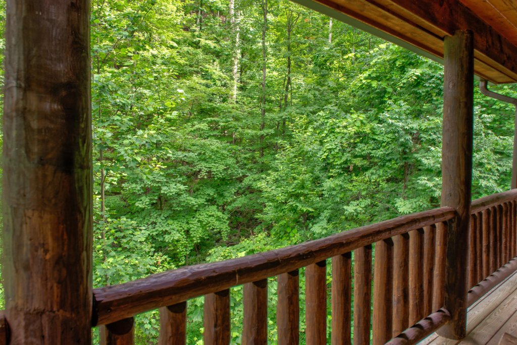 Photo of a Sevierville Cabin named Foxfire Cove Cabin - This is the third photo in the set.