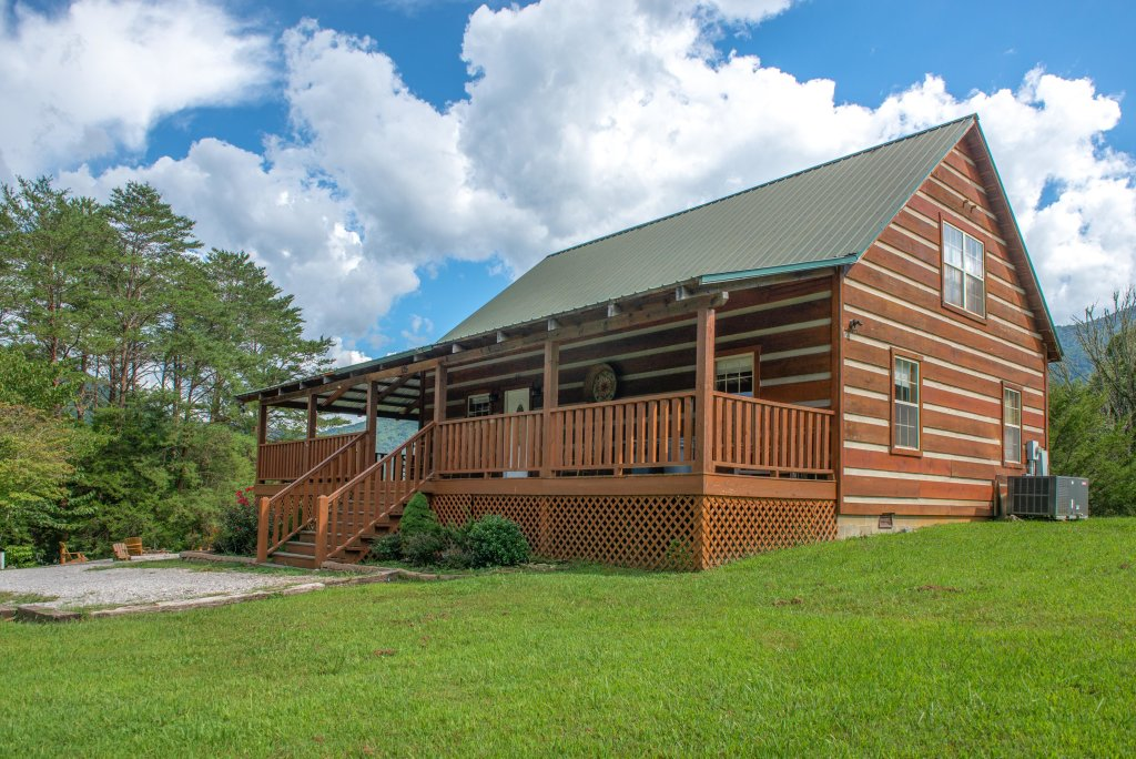Photo of a Sevierville Cabin named Twin Cub Lodge Cabin - This is the forty-first photo in the set.