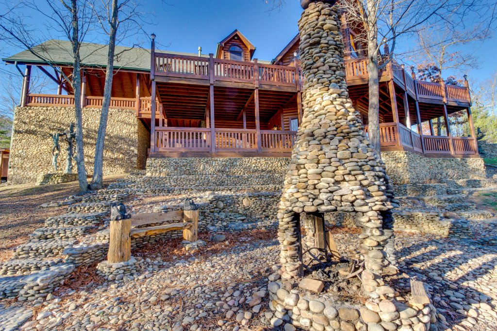 Photo of a Sevierville Cabin named Heaven On A Hill Cabin - This is the thirty-first photo in the set.