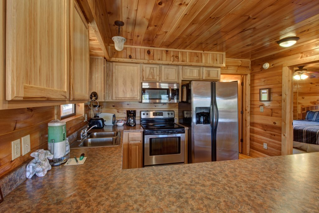 Photo of a Sevierville Cabin named Fit For Kings Cabin - This is the forty-first photo in the set.