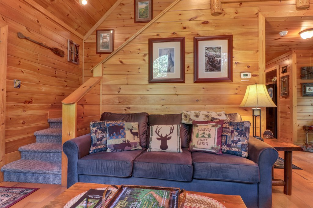 Photo of a Sevierville Cabin named Foxfire Cove Cabin - This is the fourteenth photo in the set.