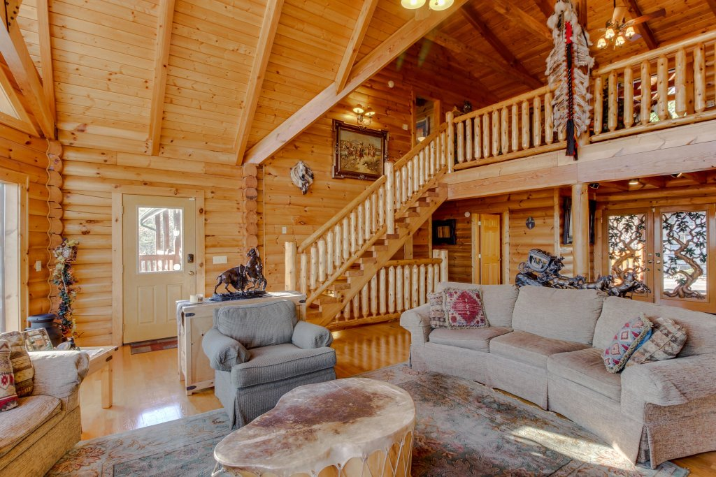 Photo of a Sevierville Cabin named Heaven On A Hill Cabin - This is the thirty-third photo in the set.