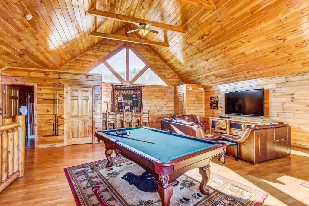 Photo of a Sevierville Cabin named Serenity's View Cabin - This is the sixth photo in the set.