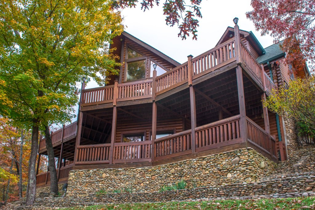 Photo of a Sevierville Cabin named Heaven On A Hill Cabin - This is the forty-eighth photo in the set.