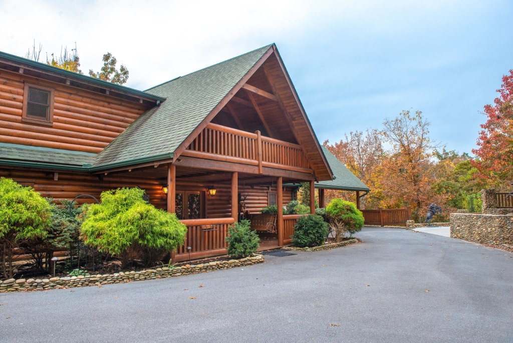 Photo of a Sevierville Cabin named Heaven On A Hill Cabin - This is the forty-ninth photo in the set.