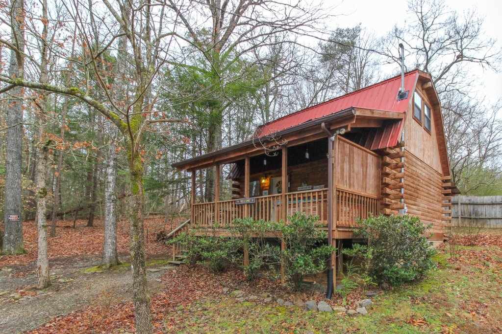 Photo of a Sevierville Cabin named Bear Haven Cabin - This is the fourth photo in the set.