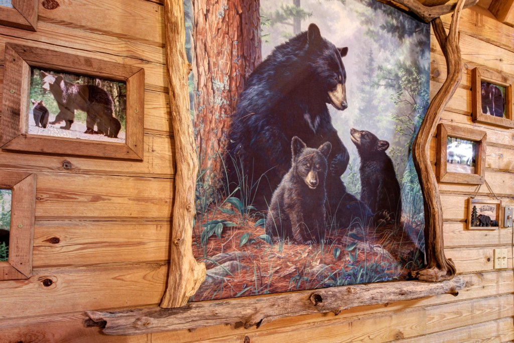 Photo of a Sevierville Cabin named Bear Haven Cabin - This is the fifteenth photo in the set.