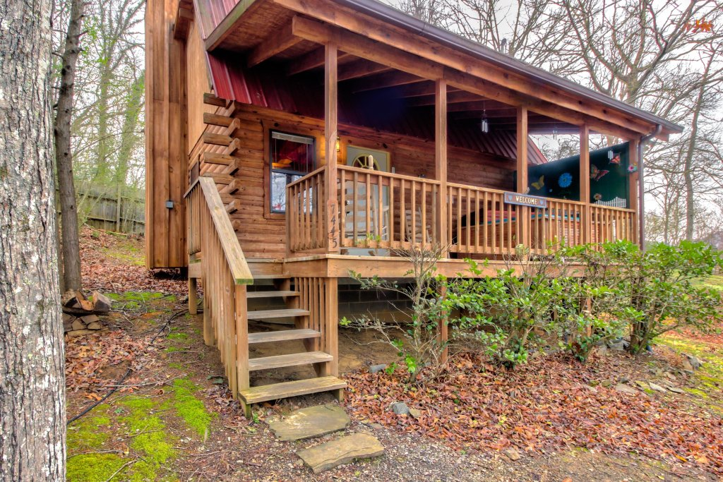 Photo of a Sevierville Cabin named Bear Haven Cabin - This is the twenty-first photo in the set.