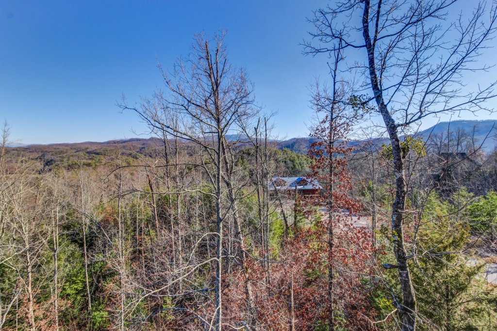 Photo of a Sevierville Cabin named Serenity's View Cabin - This is the forty-first photo in the set.