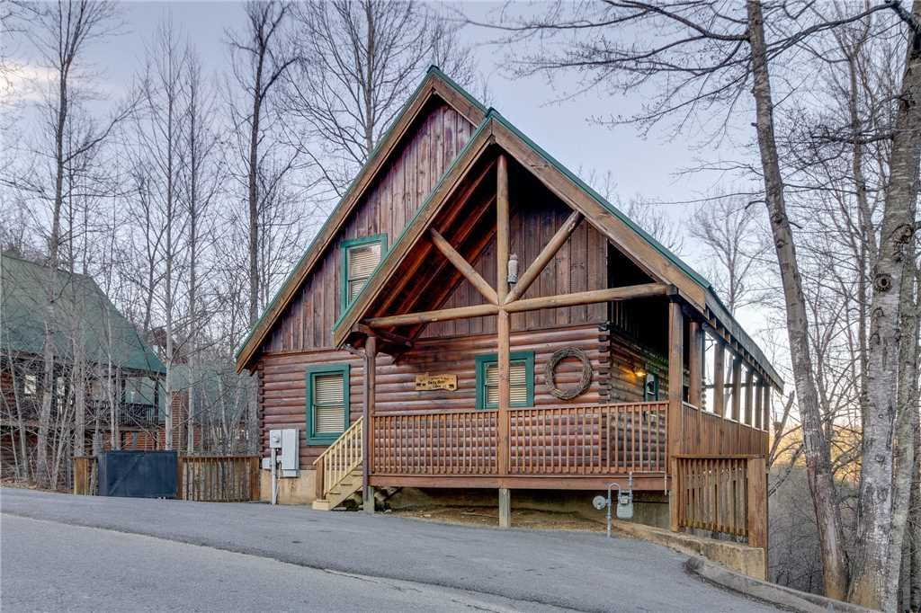 Photo of a Pigeon Forge Cabin named Cozy Bear Cabin - This is the forty-sixth photo in the set.