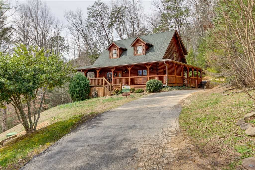 Photo of a Sevierville Cabin named Majestic Hideaway - This is the sixty-third photo in the set.