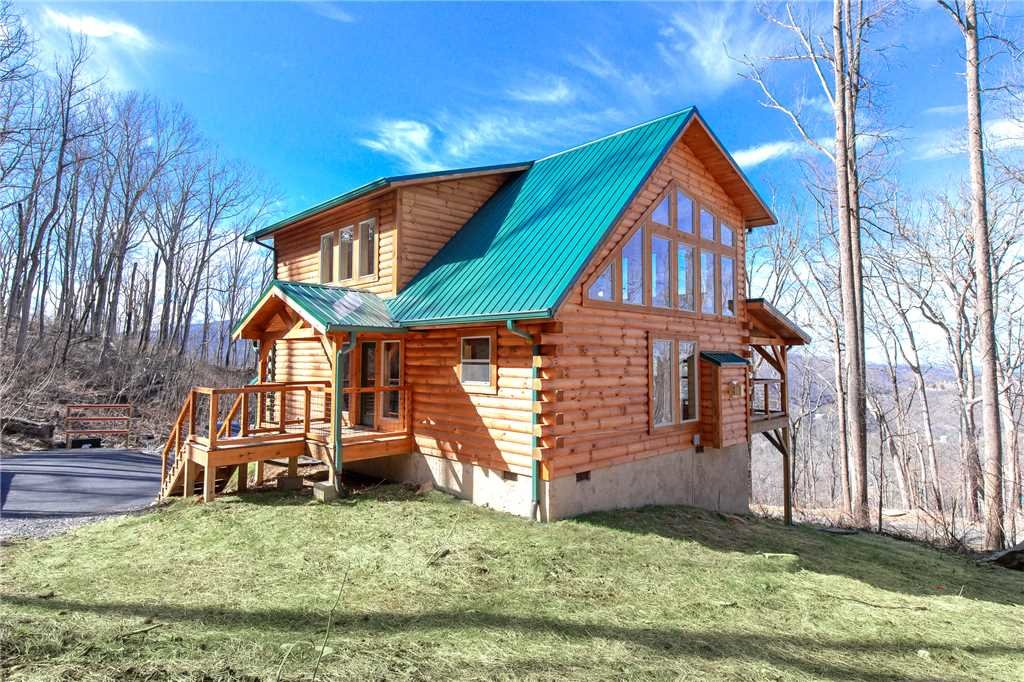 Photo of a Gatlinburg Cabin named Back To Nature - This is the twenty-sixth photo in the set.