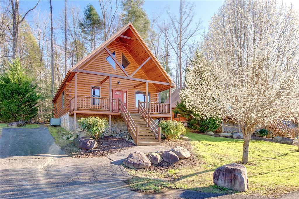 Photo of a Gatlinburg Cabin named Marlene's Hideaway - This is the twenty-second photo in the set.