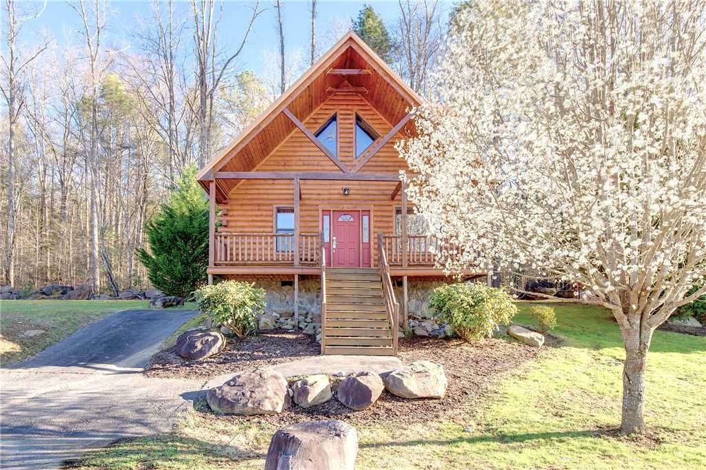 Photo of a Gatlinburg Cabin named Marlene's Hideaway - This is the twenty-third photo in the set.