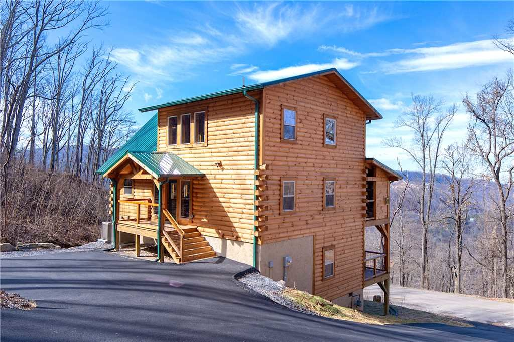 Photo of a Gatlinburg Cabin named Lasting Impressions - This is the thirty-second photo in the set.