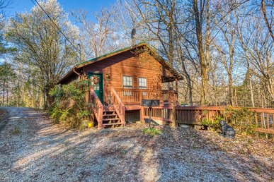 1 Bedroom Cabin Behind Gatlinburg, 15 Minutes To Pigeon Forge With Hot Tub