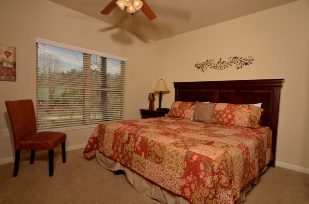 Photo of a Pigeon Forge Condo named Cedar Lodge 204 - This is the fourth photo in the set.