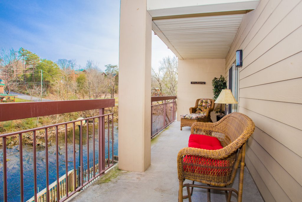 Photo of a Pigeon Forge Condo named Cedar Lodge 105 - This is the seventeenth photo in the set.