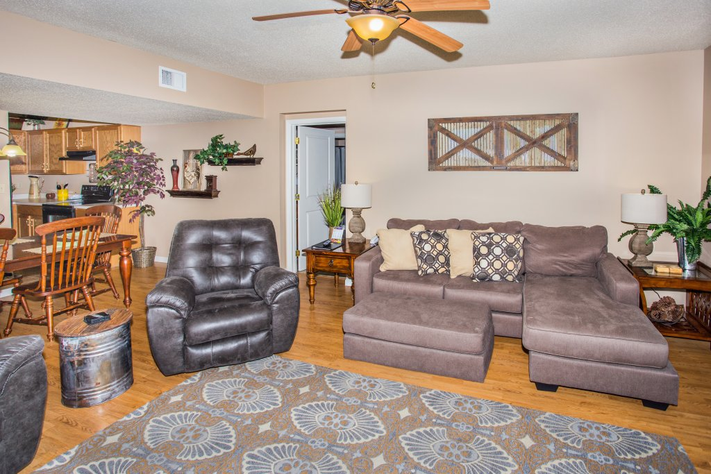 Photo of a Pigeon Forge Condo named Cedar Lodge 301 - This is the first photo in the set.