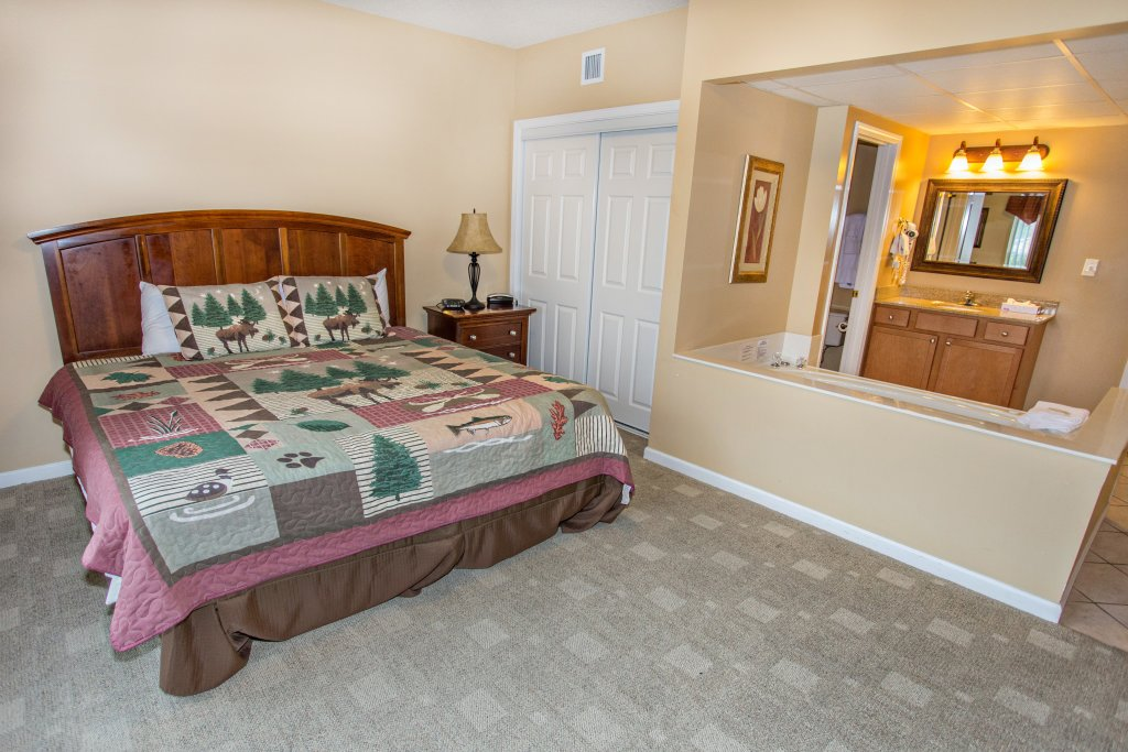 Photo of a Pigeon Forge Condo named Bear Crossing 303 - This is the ninth photo in the set.