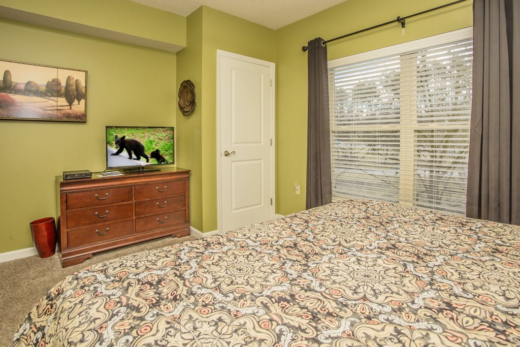 Photo of a Pigeon Forge Condo named Cedar Lodge 101 - This is the eighth photo in the set.
