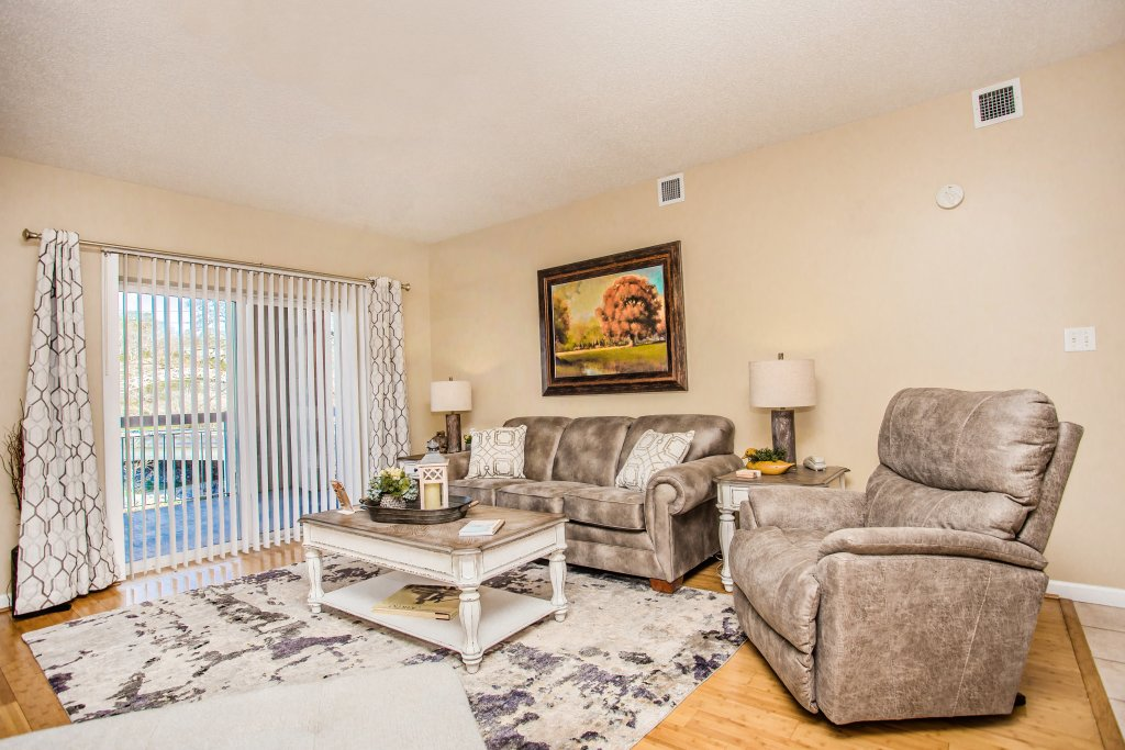 Photo of a Pigeon Forge Condo named Bear Crossing 103 - This is the third photo in the set.