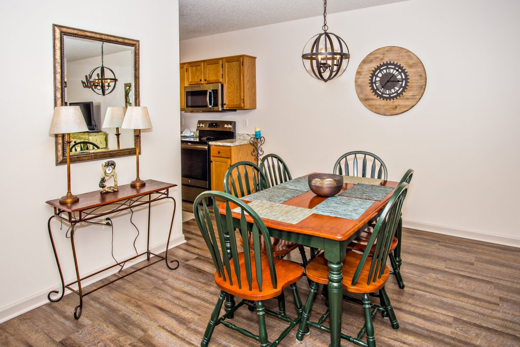 Photo of a Pigeon Forge Condo named Whispering Pines 132 - This is the third photo in the set.