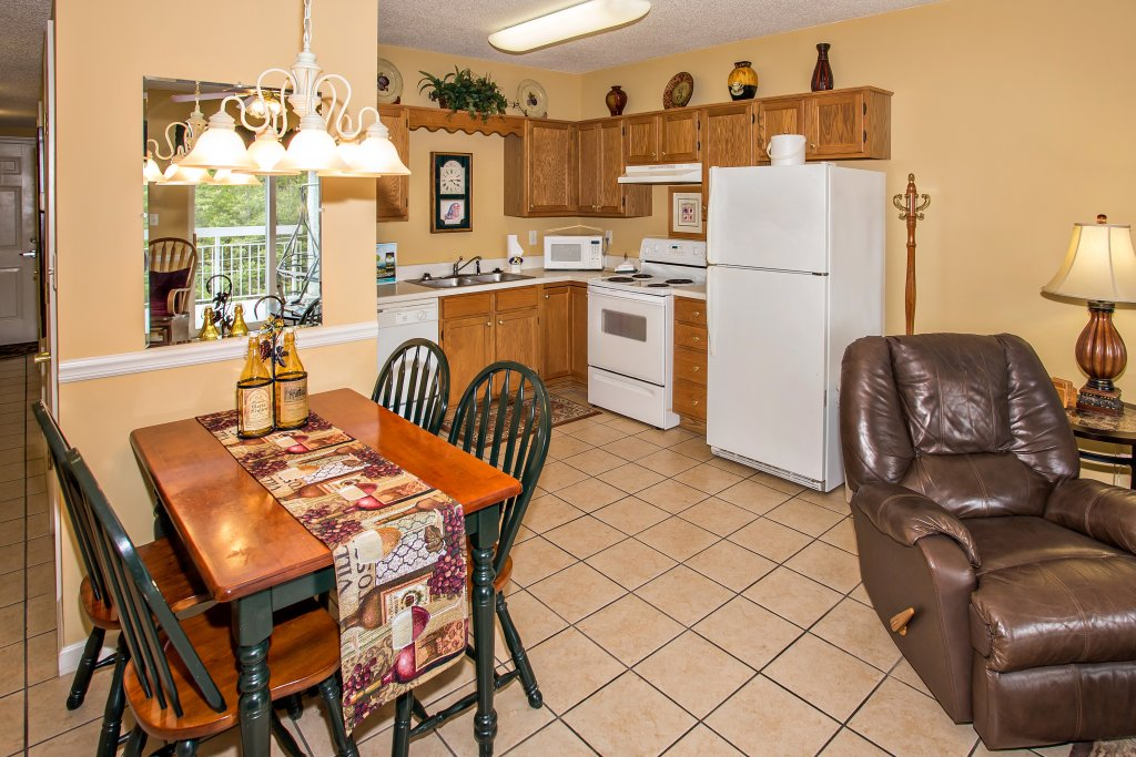 Photo of a Pigeon Forge Condo named Whispering Pines 101 - This is the first photo in the set.